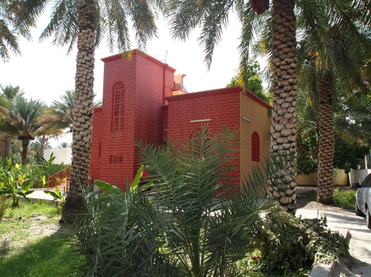 marcia's little red villa