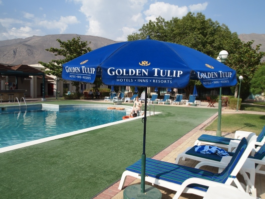 evenings at the Golden Tulip