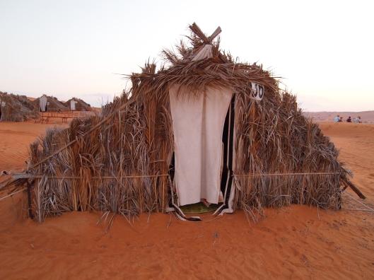my barasti hut #36