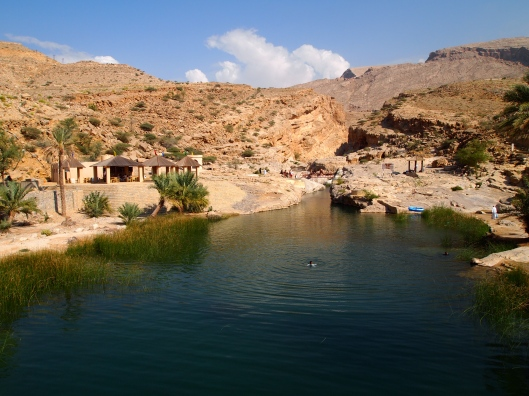 more of the wadi