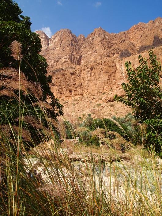 Goodbye Wadi Tiwi....to return another time....