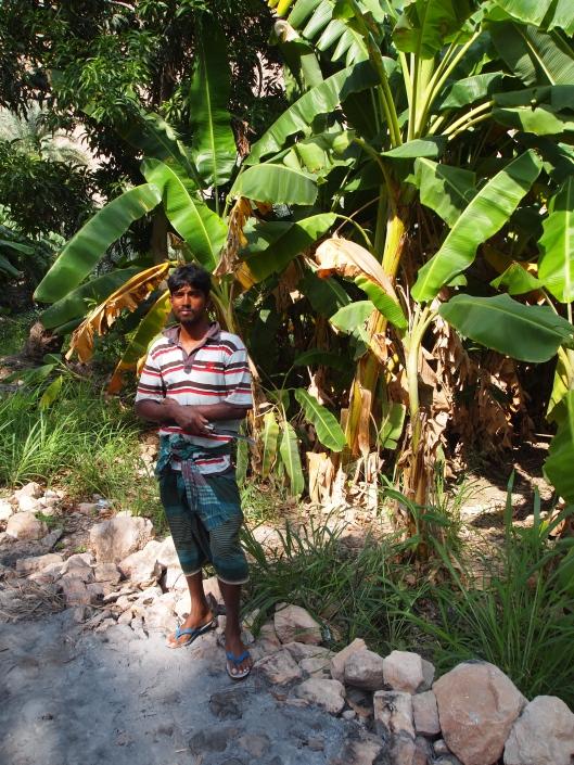 the machete-wielding Bangladeshi