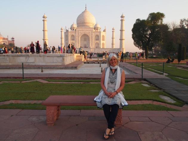 me at the taj mahal, march 2011
