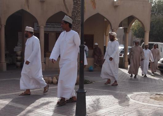 Omani men ~ the privileged ones