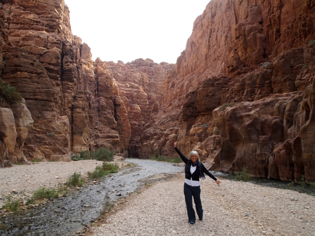 yours truly in Jordan