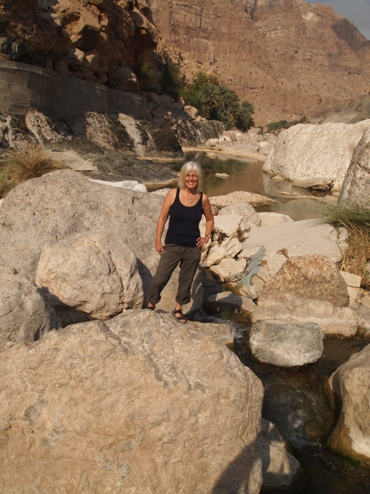 me at Wadi Tiwi