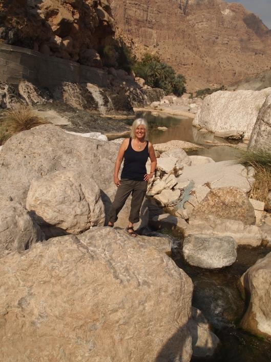 me at Wadi Tiwi