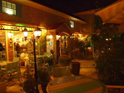 D'Arcy's Kitchen ~ nice on atmosphere but short on good food
