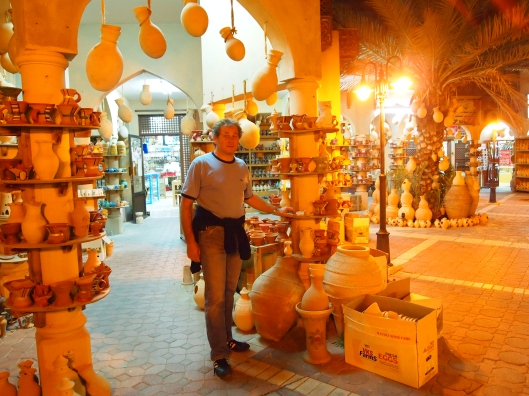 guido at the nizwa souq