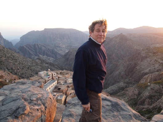 Guido at Jebel Akhdar