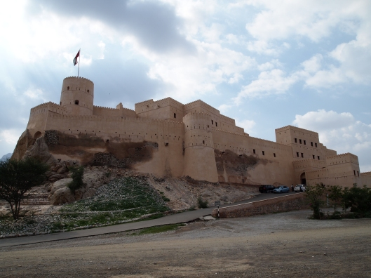 the amazing nakhal fort