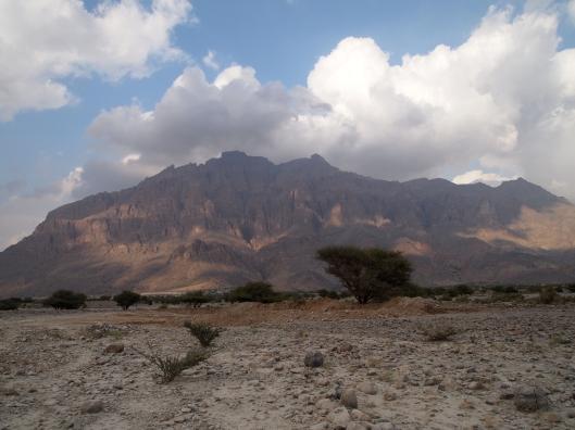 in Wadi Mistal
