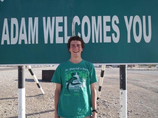 Wilayat Adam Welcomes You