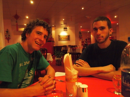 Adam & Alex ~ Chinese in Salalah
