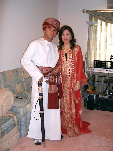 an omani wedding in al awabi (2/5)