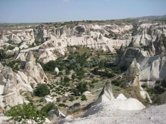 the dreamland of Cappadocia