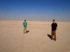 Adam & Alex in the Empty Quarter, Oman