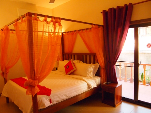 one of many favorite places to wake up ~ Siem Reap, Cambodia