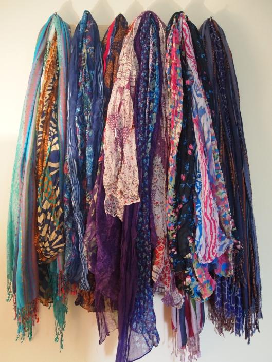scarf art