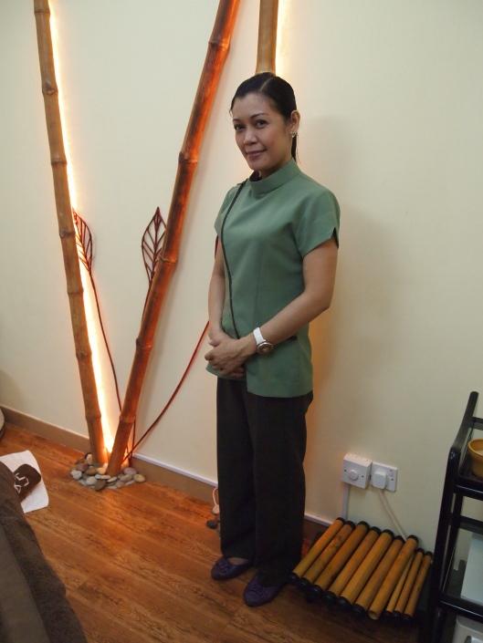 Mena the masseuse