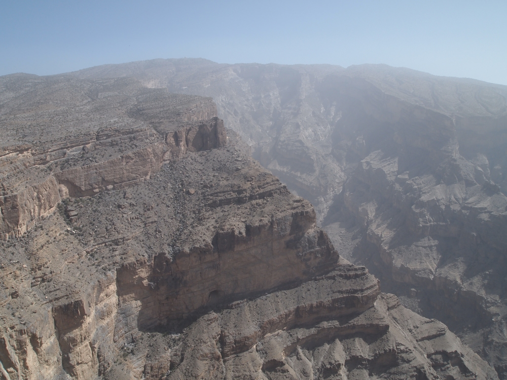 the balcony walk at jebel shams (1/6)
