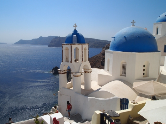 Santorini, Greece: the stuff of dreams