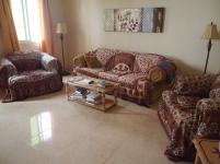 my living room in the Abu Nooh Building, Nizwa, Oman