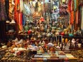 more goodies at Mutrah souq in Muscat, Oman