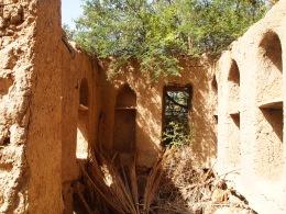 a little ruined room in Birkat al Mouz, Oman