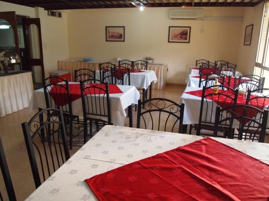Nomad Hotel Restaurant