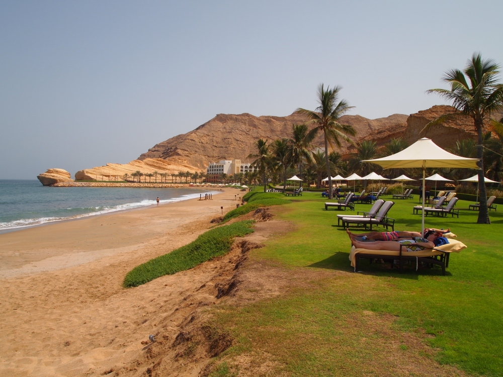 a day in paradise at shangri-la's barr al jissah resort & spa (4/6)