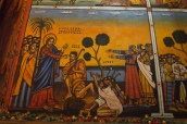 One of the miracles of Jesus found in an Addis church.