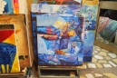 Art at Makush gallery