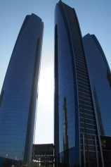 residential towers in Abu Dhabi