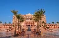 Emirates Palace, Abu Dhabi, UAE