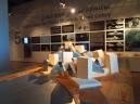 the model for the Guggenheim Abu Dhabi