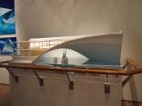 the Maritime Museum model