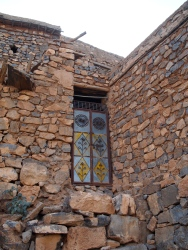 door in village #2