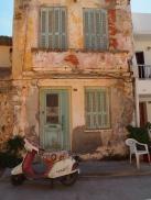 in Rethymno, Crete, Greece