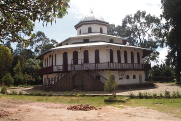 Entoto Raguel & Elias Church in Addis Ababa