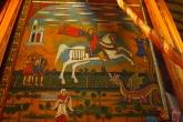 St. George & the Dragon: the patron saint of Ethiopia
