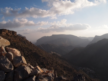 glorious mountains
