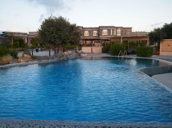 the Sahab Hotel