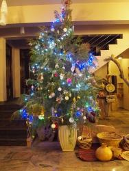 Christmas at the Sahab