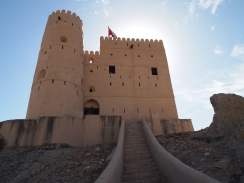 Al Rawdah Fort