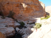 Wadi Bani Khalid and its numerous swimming holes