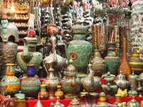 Aladdin's lamps?