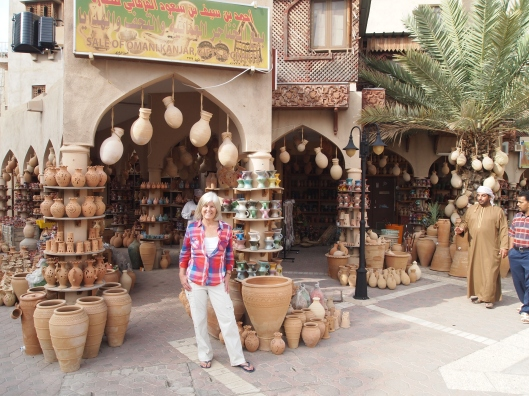 here's me: the nomad in nizwa!