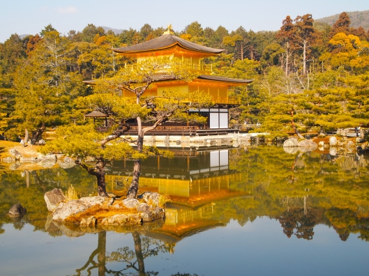 The Golden Temple, Kyoto, Japan