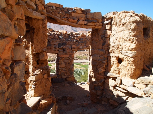 ruins of old Ghul